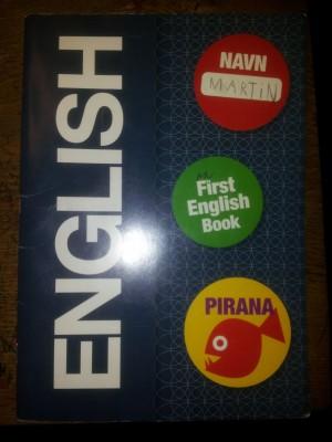 Undervisningsmateriale: Pirana 1 Engelsk