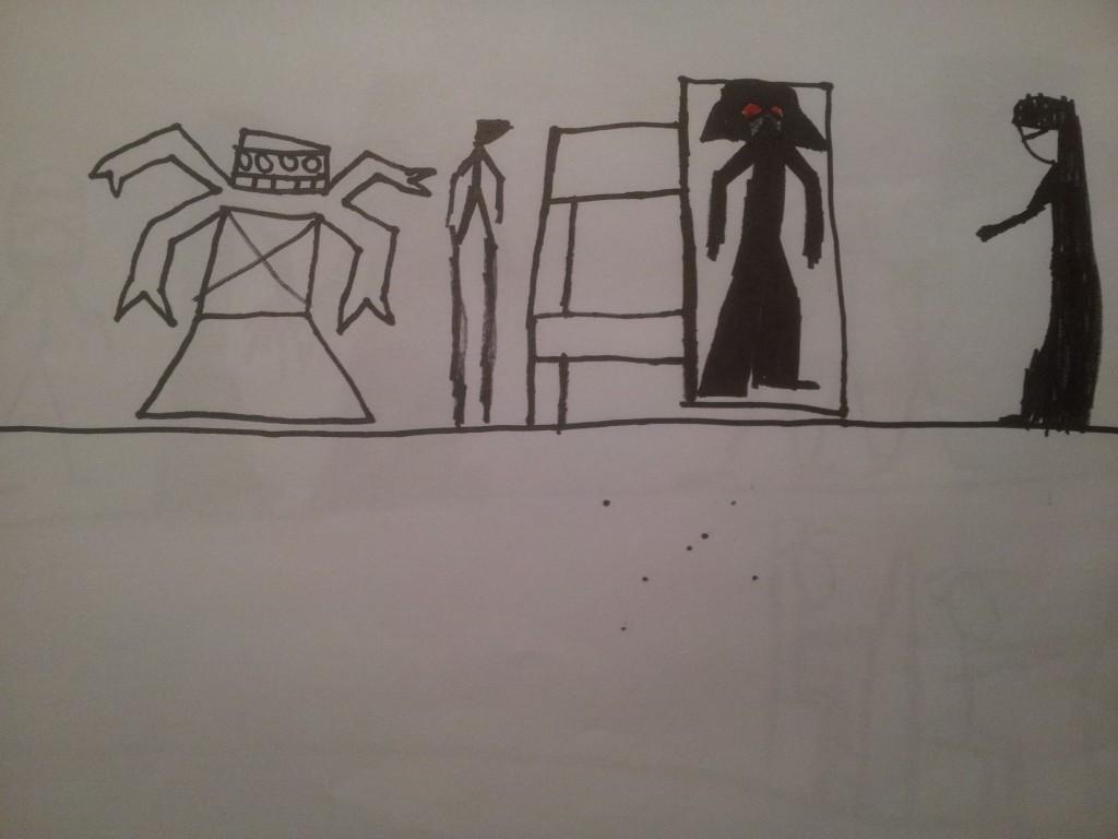 Anakin og Obiwan Kenobi fægter i dødmandssumpen 14