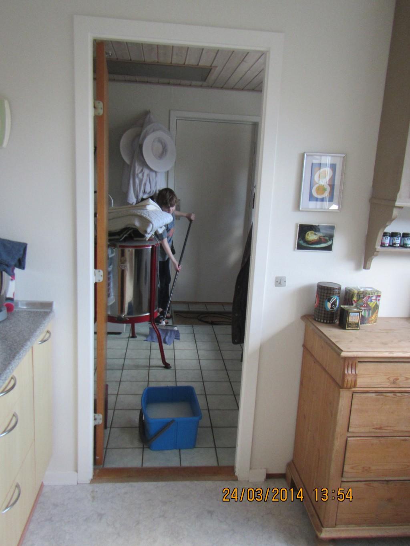 Martin vasker gulv 2