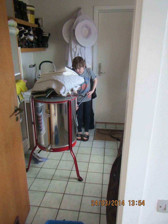 Martin vasker gulv 3