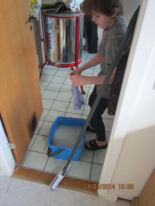 Martin vasker gulv 4
