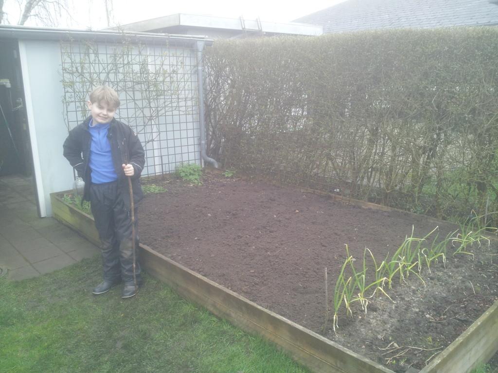 02. Martin ordner mormors og morfars have