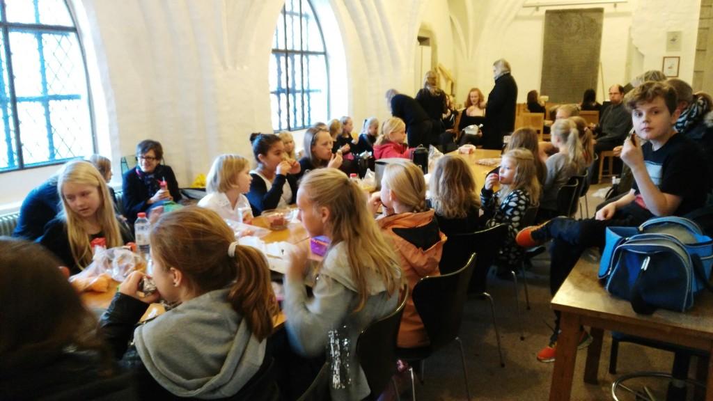 Med Guldager-Børnekirkekor til koncert i Ribe Domkirke - 1