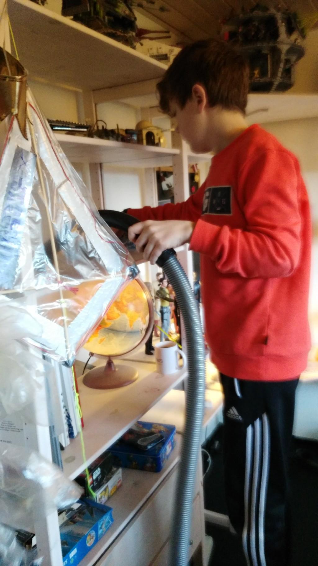 Grundig rengøring på væreslet - 02